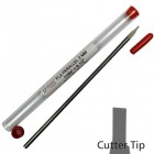 11/64'' 6.5'' Carbide Cutters with Parallel Tip