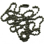150 mm Nickel Plated Chain