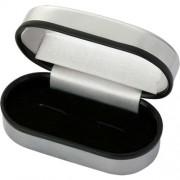 Chrome Cufflink Box