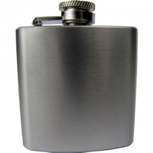 Stainless Steel 3oz Hip Flask