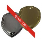 Record Shield Bevelled 40 x 30mm