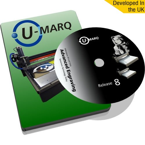 Advanced Engraving Version 8 Software