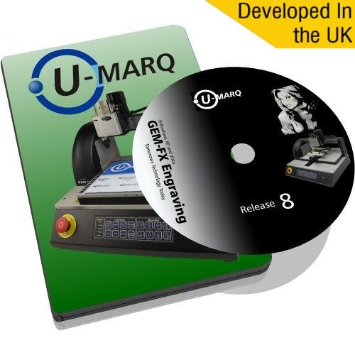 GEM-FX Version 8 Software.