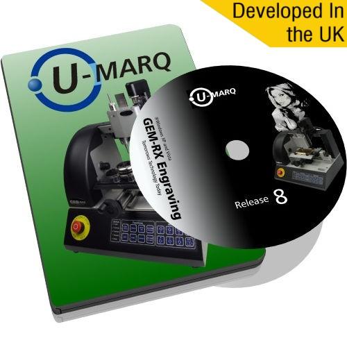 GEM-RX Version 8 Software.