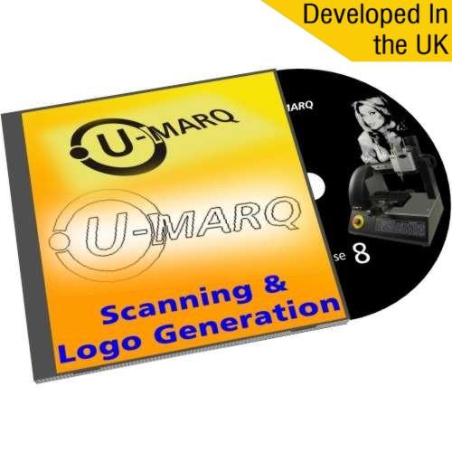 GEM 8 Scanning and Logo Generation Software.
