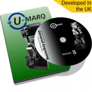 Universal Engraving Version 8 Software.