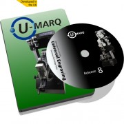 Universal 8 Engraving Software.
