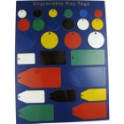 Key Tag Display Board