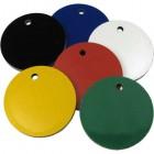 Key Tags Circular 25 mm